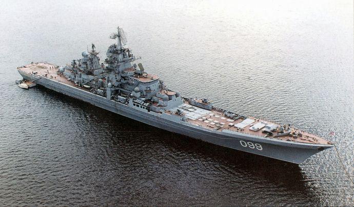 ロシアの極超音速ミサイル「ジルコン」で欧米のミサイル防衛が骨抜きに…ミサイル巡洋艦「ピョートル・ベリーキイ」に搭載?