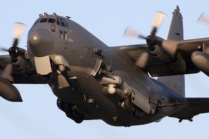 1/72 AC-130H ハーキュリーズ攻撃機