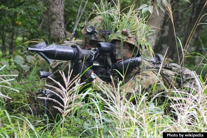 32i・第4次連隊野営訓練LAMによる射撃_教育訓練等_183