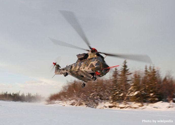 KUH-1_Surion_in_Alaska_(12201684294)