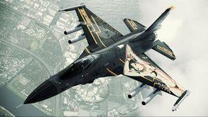 1/72 F-16C アイドルマスター
