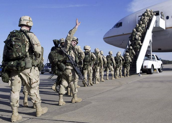 US-troops