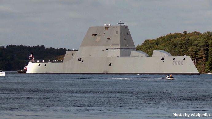 USS_Zumwalt_(DDG-1000)_departs_Bath_(Maine)_on_7_September_2016