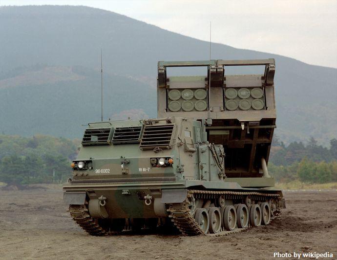 多連装ロケットシステム_自走発射機M270008b_装備_167