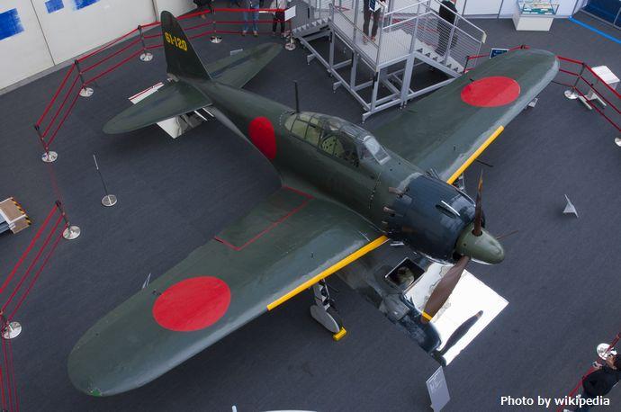 Mitsubishi_A6M5_Type_Zero_Model_52_@所沢航空発祥記念館