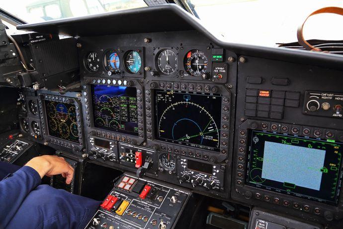 Russian_Air_Force_Kamov_Ka-52_cockpit_(19604206626)