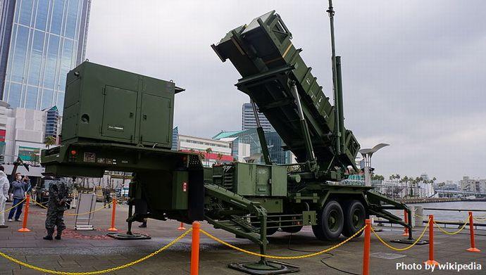 800px-JASDF_MIM-104_PAC-3_Launcher