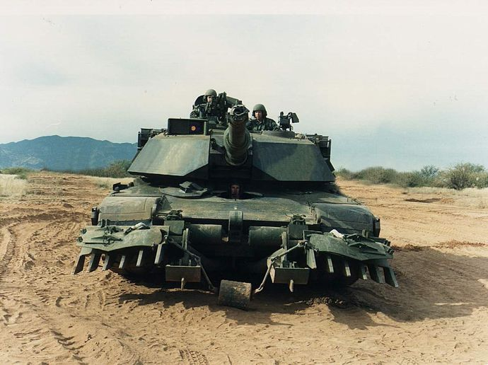 Abrams_tank_with_mine_plow