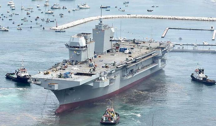 peluncuran-lhd-trieste-angkatan-laut-italia-bmpd