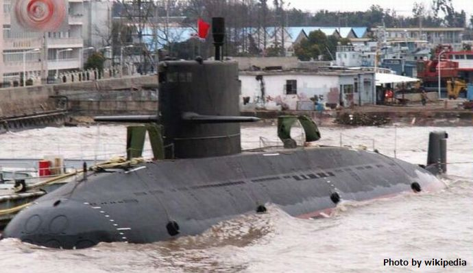 800px-Yuan_(Type_039A)_Class_Attack_Submarine