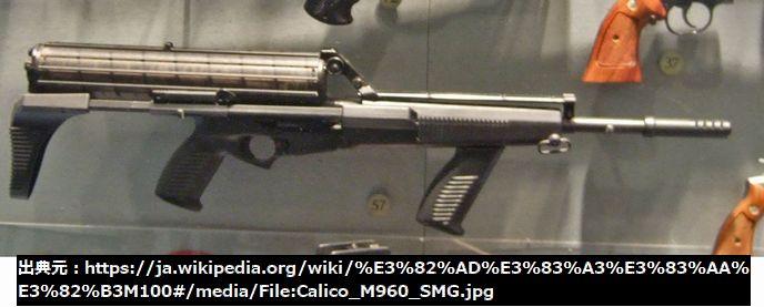 Calico_M960_SMG