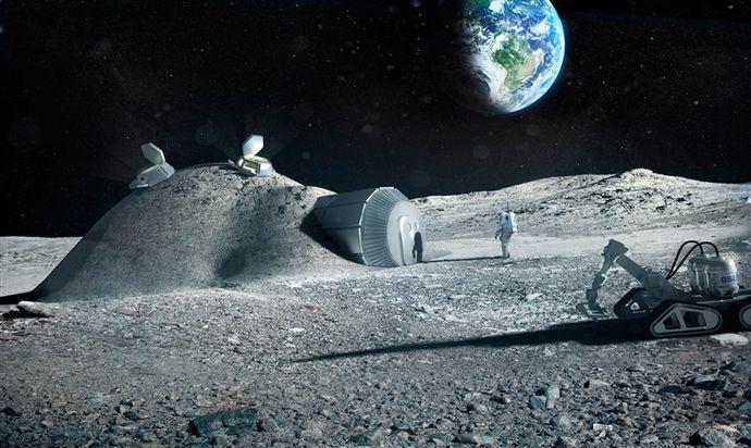 1泊4億円の月面リゾートホテルを2040年にオープン?宇宙資源ビジネスのシンポジウムで清水建設が構想語る!