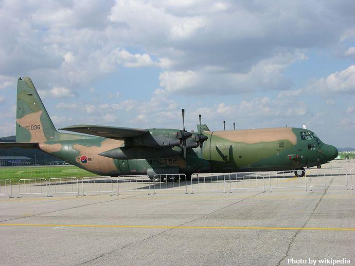 1280px-Korean_AF_C-130H_(3097678513)