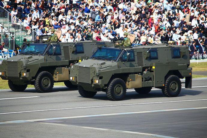 JGSDF_Bushmaster_Protected_Mobility_Vehicle_20161023