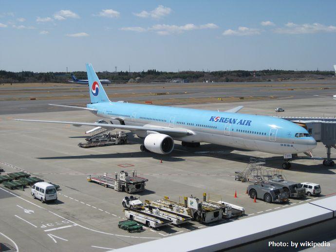 大韓航空_B777-300