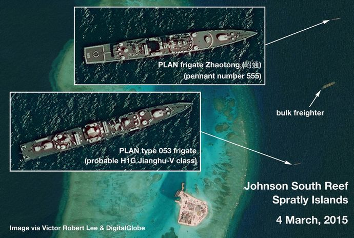 Johnson-South-reef-China-reclamation-Navy-ships-South-China-Sea