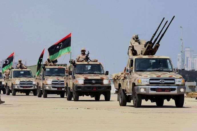 Soldiers-of-the-Libyan-National-Army