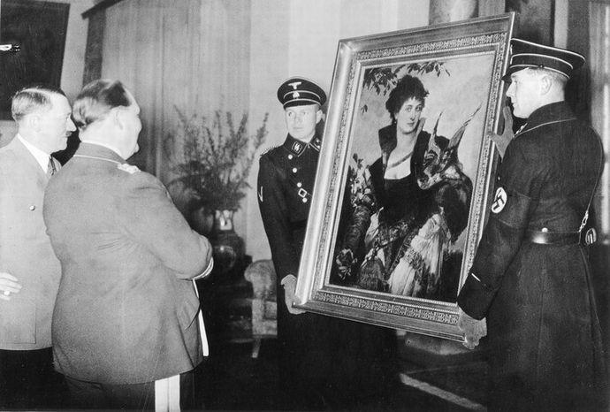 Wildman-Hermann-Goering-Art-Log1
