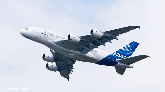 エンジン4基の巨大旅客機「エアバスA380」生産中止、「欧州の夢」なぜ失速したか!