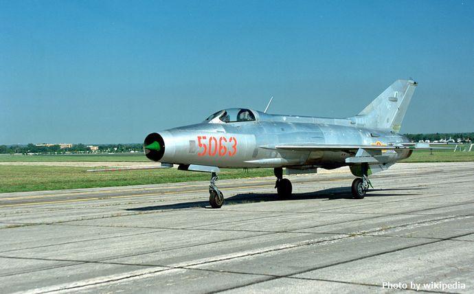 Mikoyan-Gurevich_MiG-21PF_USAF