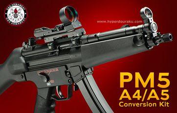 東京マルイ 電動ガンボーイズ H&K MP5A5