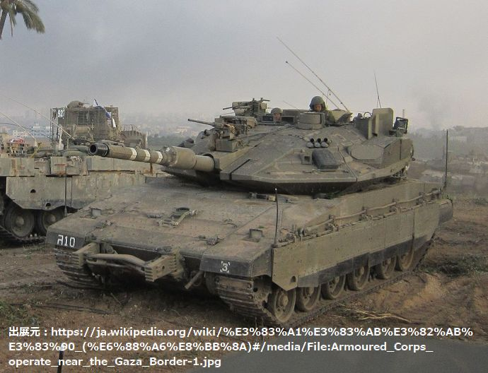 Armoured_Corps_operate_near_the_Gaza_Border-1