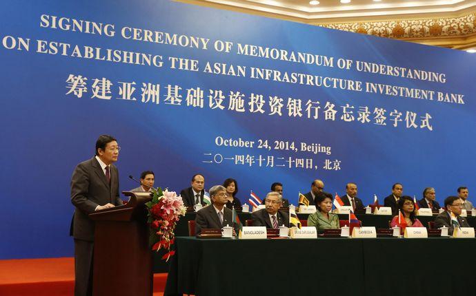 「中国がアジアの主導権を握ったら、日本は完全孤立」…韓国のAIIB参加決定にネット!
