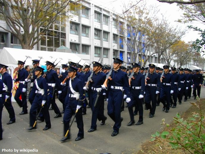 NDAJ_cadets_parade1
