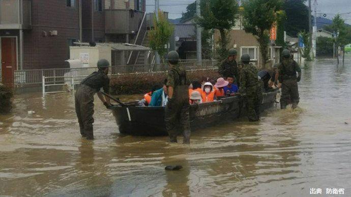 豪雨が東京直撃だったら首都水没…「死者7400人、被害総額64兆円」と専門家が試算!