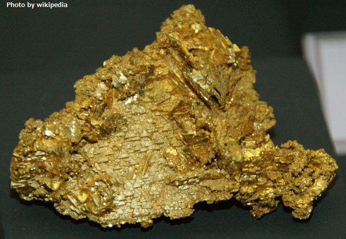 Gold_(Portland_Mine,_Cripple_Creek,_Colorado,_USA)_(17017274056)