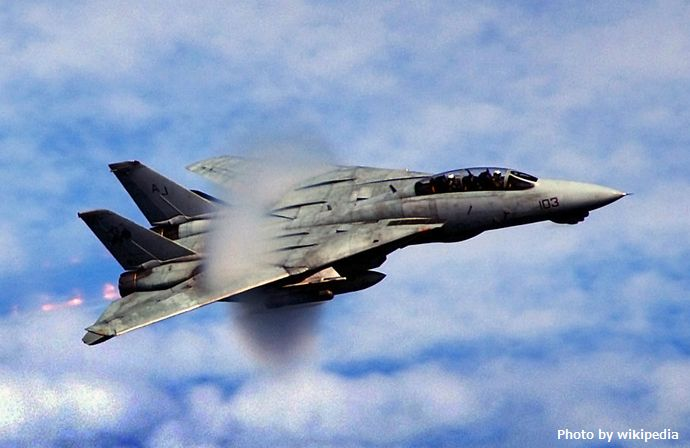 F-14_breaks_the_sound_barrier
