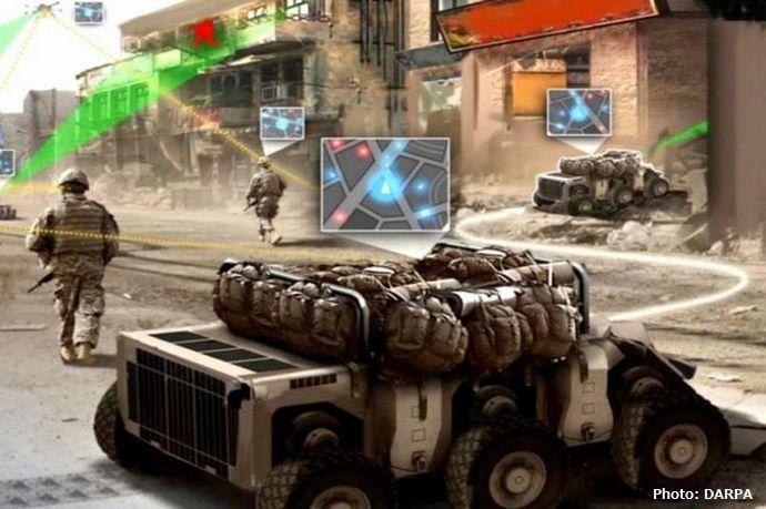 米国防総省が「国防AI戦略」を発表、軍事利用急ぐ…中国やロシアに対抗!