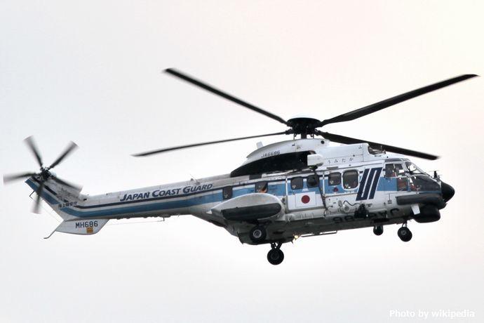 Japan_Coast_Guard_Aerospatiale_AS332L1(JA6686)_(4608803506) (1)