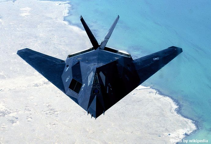 US_Air_Force_F-117_Nighthawk