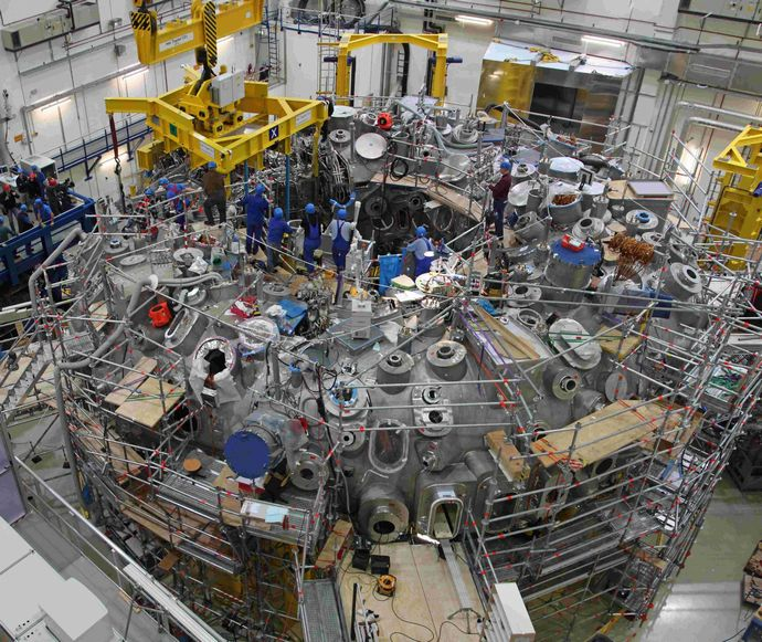 Kernfusie-De-Wendelstein7-X-kernfusie-reactor-e1450107323328