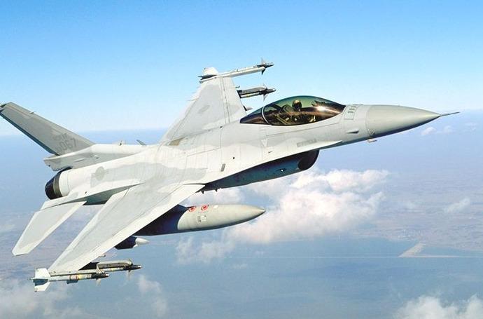 F-16C Corea del sur