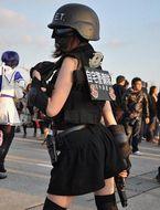 SWAT仕様 M88 フリッツヘルメット
