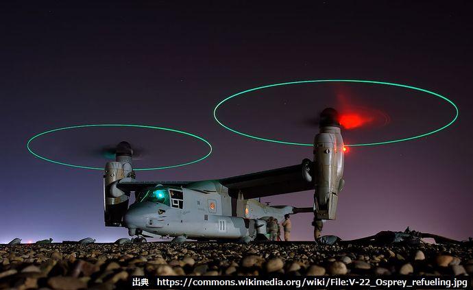 V-22_Osprey_refueling