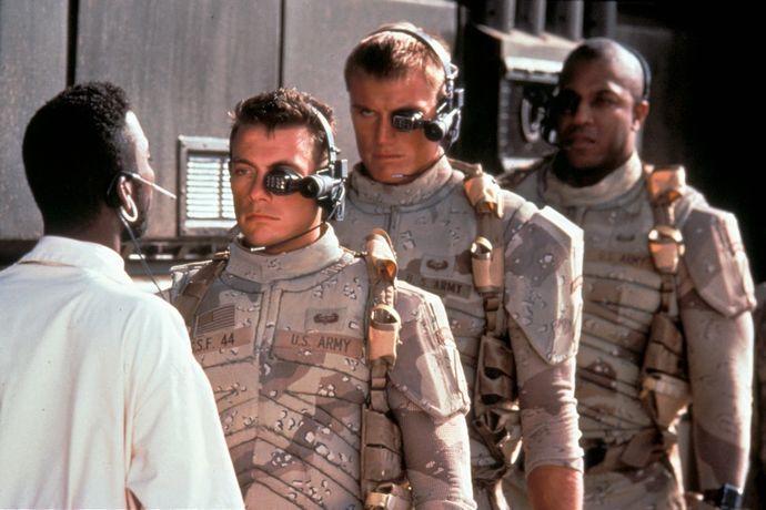 Brain Chip Soldiers - Universal Soldier