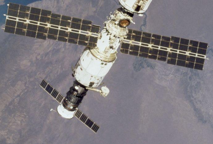 ISS_Zvezda_module
