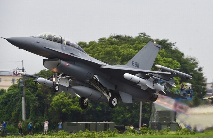 F-16V-Taiwan