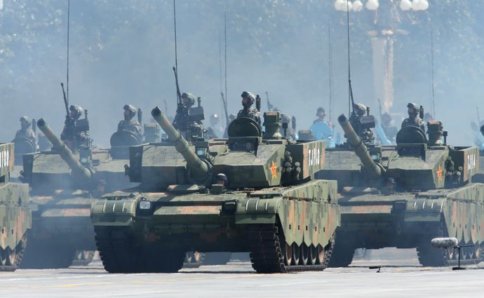 「中国軍が攻めてくるらしい」北朝鮮国民を包む不安!