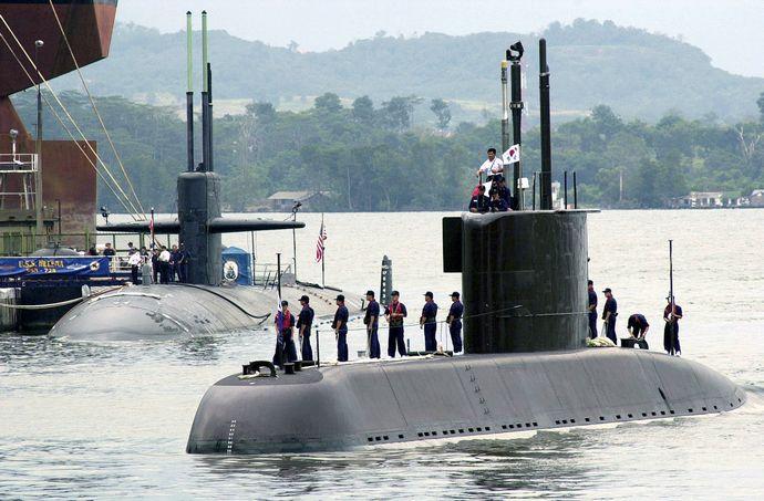 Korean_submarine_Choi_Moosun