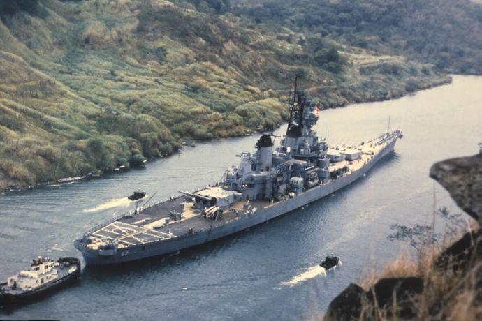 New Jersey Panama Canal