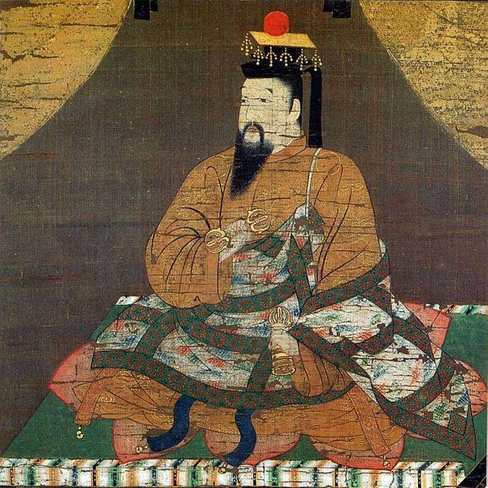 Emperor_Godaigo