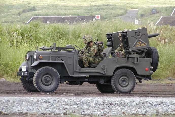 Type_73_truck_with_Type_64_ATGM