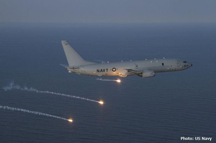南シナ海でP-8A哨戒機に中国軍が警告に…米軍「合法活動だ」「警告されて退出することはない」!
