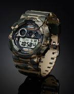 Casio 腕時計 R. G-SHOCK KAKI GD-120CM-5ER