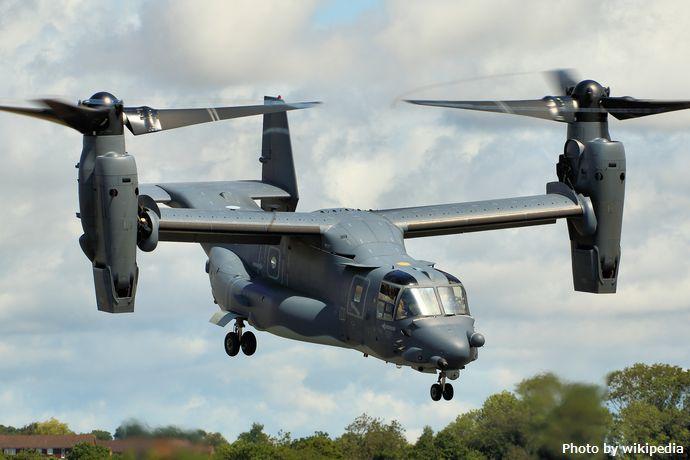 CV-22_Osprey_-_RIAT_2015_(19988442549)