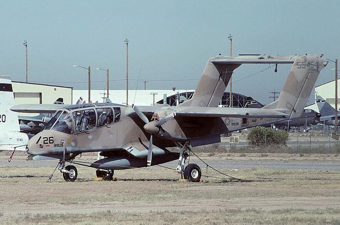 North_American_Rockwell_OV-10A_Bronco,_USA_-_Marines_AN1608799